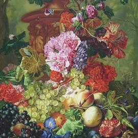 Fruit Piece, 1722 by Jan van Huysum by William Roberts