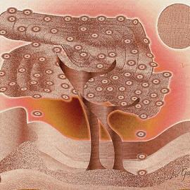 Iris Gelbart - Fruit Tree 2