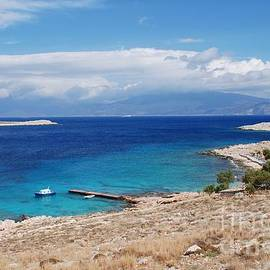 David Fowler - Ftenagia beach on Halki