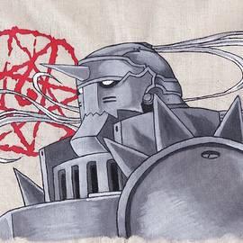 Full Metal Alchemist - Alphonse Elric by Anita Szendrei