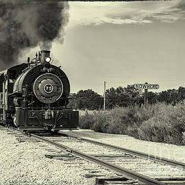 Kevin Anderson - Full Steam To Nowhere BW