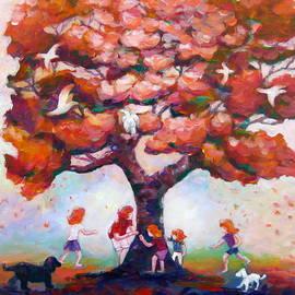 Naomi Gerrard - Fun around Our Favorite Tree