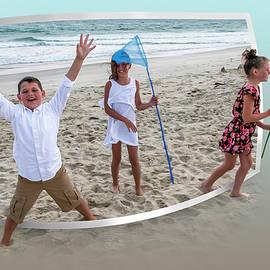 Brian Wallace - Fun At The Beach - OOF