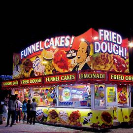 David Zimmerman - Funnel Cakes Fried Dough