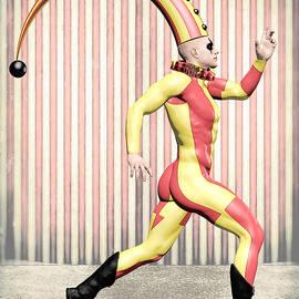 Cirque costume by Quim Abella