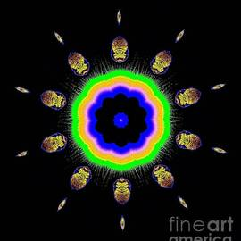 ImagesAsArt Photos And Graphics - Fuzzy Brown Aliens Attack The Nucleus