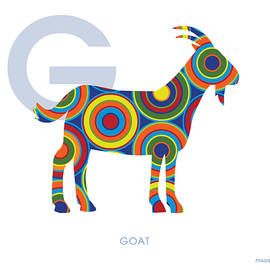 G is for Goat - Ron Magnes