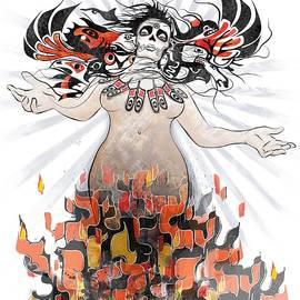 Gaia In Turmoil by Sassan Filsoof