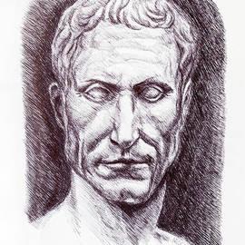 Gaius Julius Caesar by Alessandro Nesci