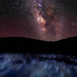 Amanda Jones - Galactic Evening