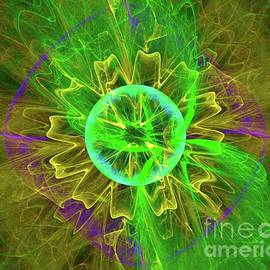 Raphael Terra - Galactic Flower