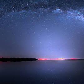 Mark Andrew Thomas - Galactic Lake