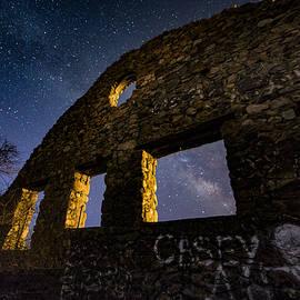 Galactic Ruins by Bryan Bzdula