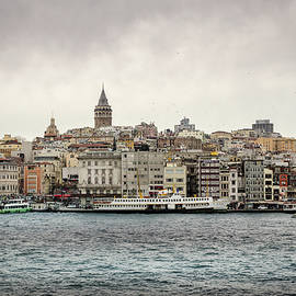 Perry Rodriguez - Galata Tower, Istanbul