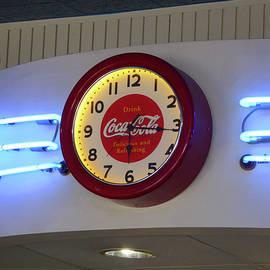 Gordon Beck - Galaxy Diner Clock