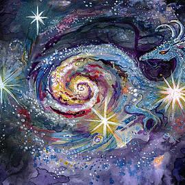 Galaxy Dragon by Katherine Nutt