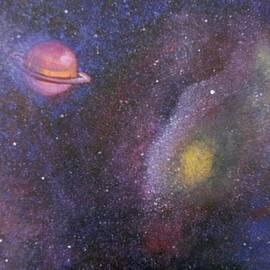 Galaxy by Sheri Keith via Jayd