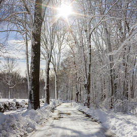Gales Ferry Winter Wonderland by Kirkodd Photography Of New England