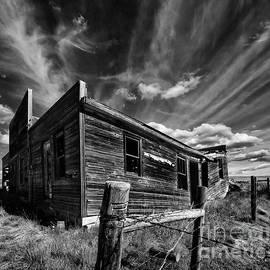 Galilee Saskatchewan by Bob Christopher