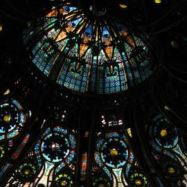 Debbie Cochener - Galleries Lafayette Paris