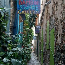 Christopher James - Gallery Alley
