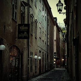 Ramon Martinez - Gamla Stan Alley I