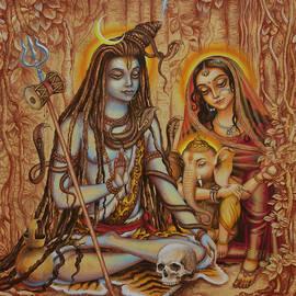 Vrindavan Das - Ganesha Parvati Mahadeva