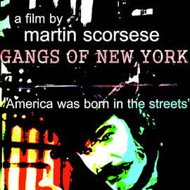 Enki Art - Gangs Of New York Poster