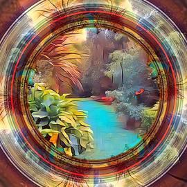 Nancy Pauling - Garden Abstract