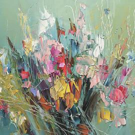 Garden Bouquet by Ana Dawani