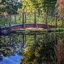 Debra and Dave Vanderlaan - Garden Bridge