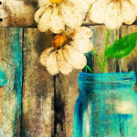 Tina LeCour - Garden Daisies
