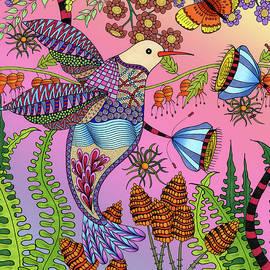 Garden of Imagination by Michael Baker
