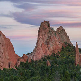 Michael Ver Sprill - Garden Of The Gods Panorama