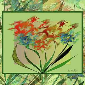 Iris Gelbart - Garden Wonderland