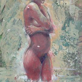 Gardenia Negra by Gertrude Palmer