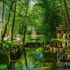 Anastasy Yarmolovich - Gardens of Pena in Sintra
