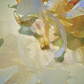 Garlic Blossom Medley 2 by Lynda Lehmann