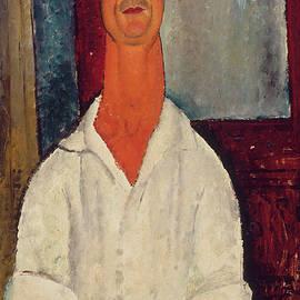 Amedeo Modigliani - Gaston Modot