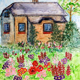 Gatekeeper's Cottage by Patricia Beebe