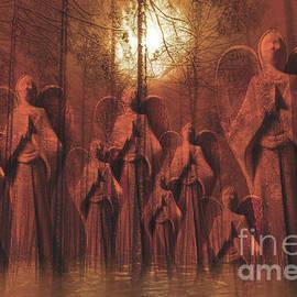 KaFra Art - Gathering of Angels