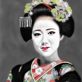 Yoshiyuki Uchida - Geisha No.176