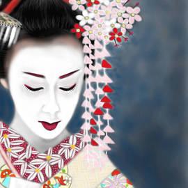 Yoshiyuki Uchida - Geisha No.202