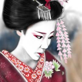 Yoshiyuki Uchida - Geisha No.216