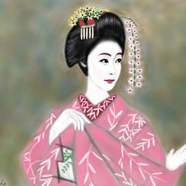 Yoshiyuki Uchida - Geisha No.221
