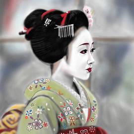 Yoshiyuki Uchida - Geisha No.91 revised
