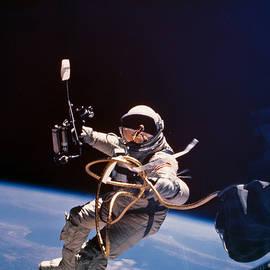 Nasa - Gemini 4 Astronaut Edward H. White