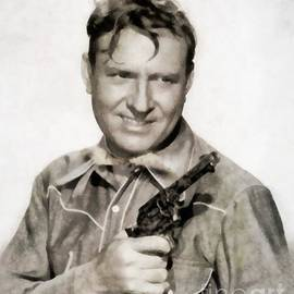 Gene Autry, Vintage Actor - John Springfield
