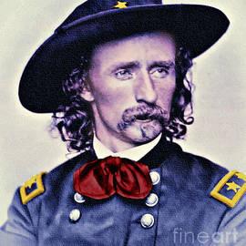 Ian Gledhill - General Custer Folk Hero