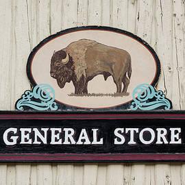 Steve Gadomski - General Store Sign